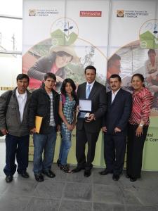 Yanacocha, ganadora del Premio Desarrollo Sostenible 2014,