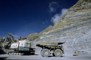 Producción minera. (Foto: Antamina)