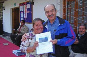 Mineros artesanales firman compromisos de sostenibilidad