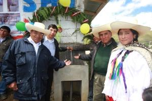 Sistema de agua potable (Yanacocha)