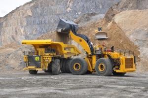 Equipos mineros (Las Bambas)