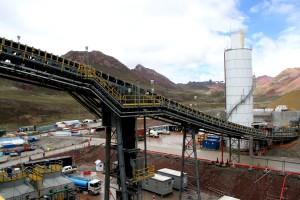 Producción de cobre (MEM)
