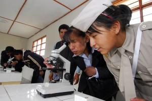 Programa de preparación para escolares de Espinar (Antapaccay).
