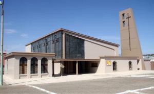 Parroquia San Juan Bautista de Marcona luce renovada (Shougang Hierro).