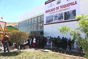 Inauguración de Mercado de Toquepala (Southern).
