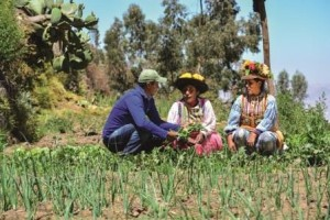 Mejoran habilidades y nutrición en familias Anglo American Perú